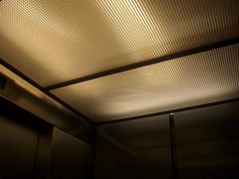 Elevatorceiling